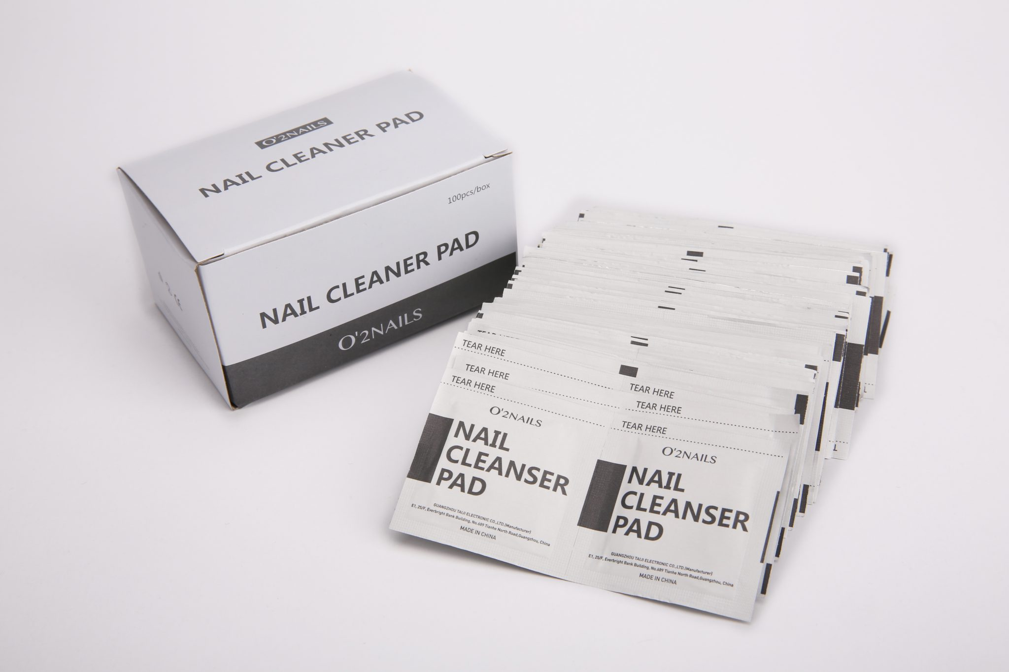 Nail Cleanser Pad